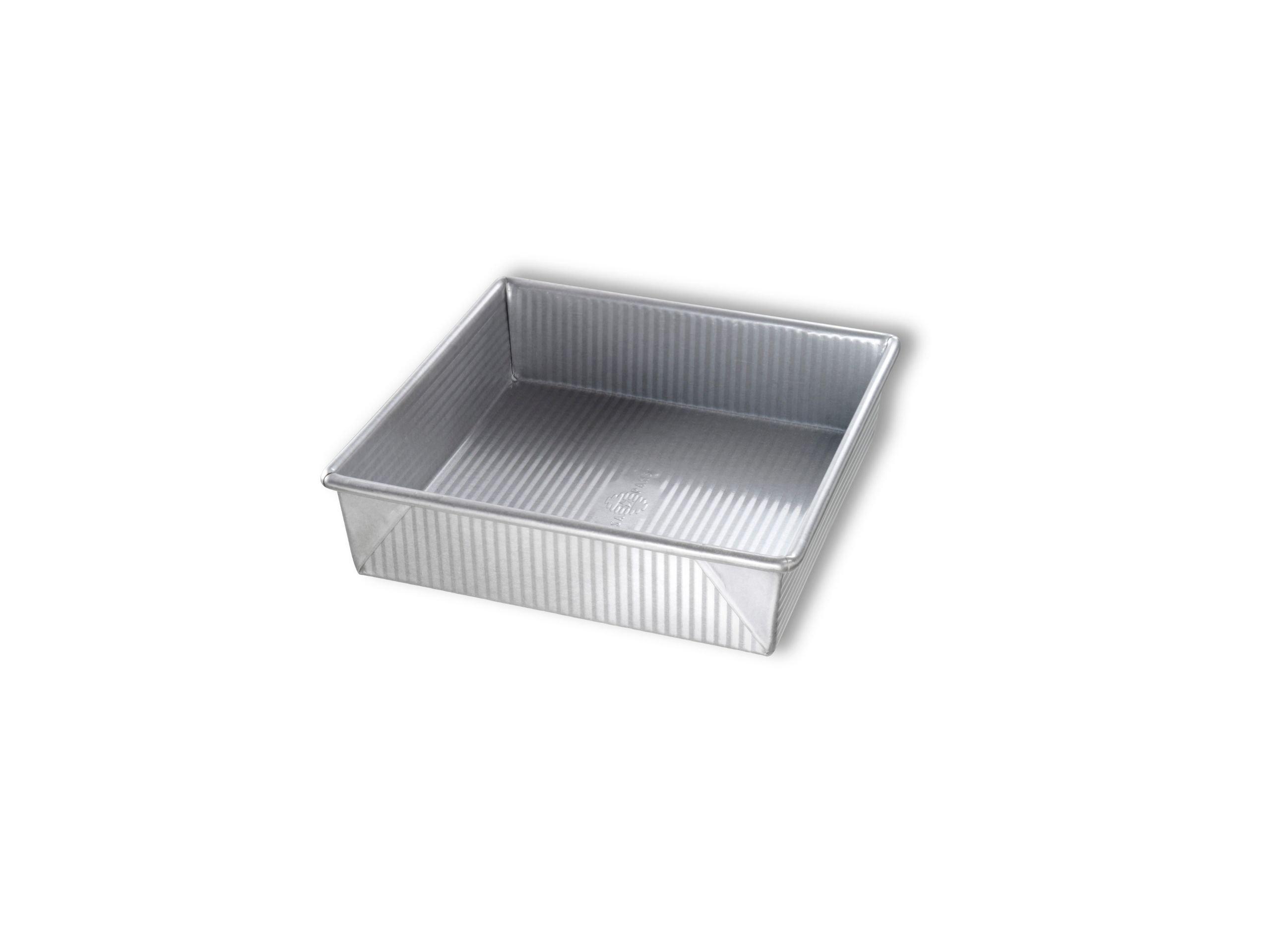 8″ SQUARE CAKE PAN