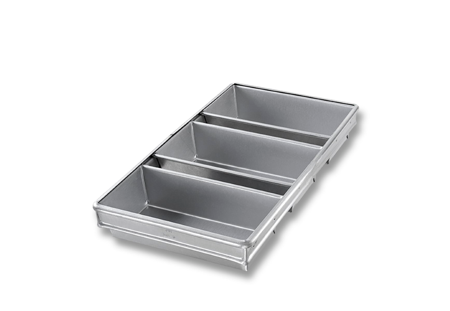3-STRAP OPEN TOP BREAD PAN
